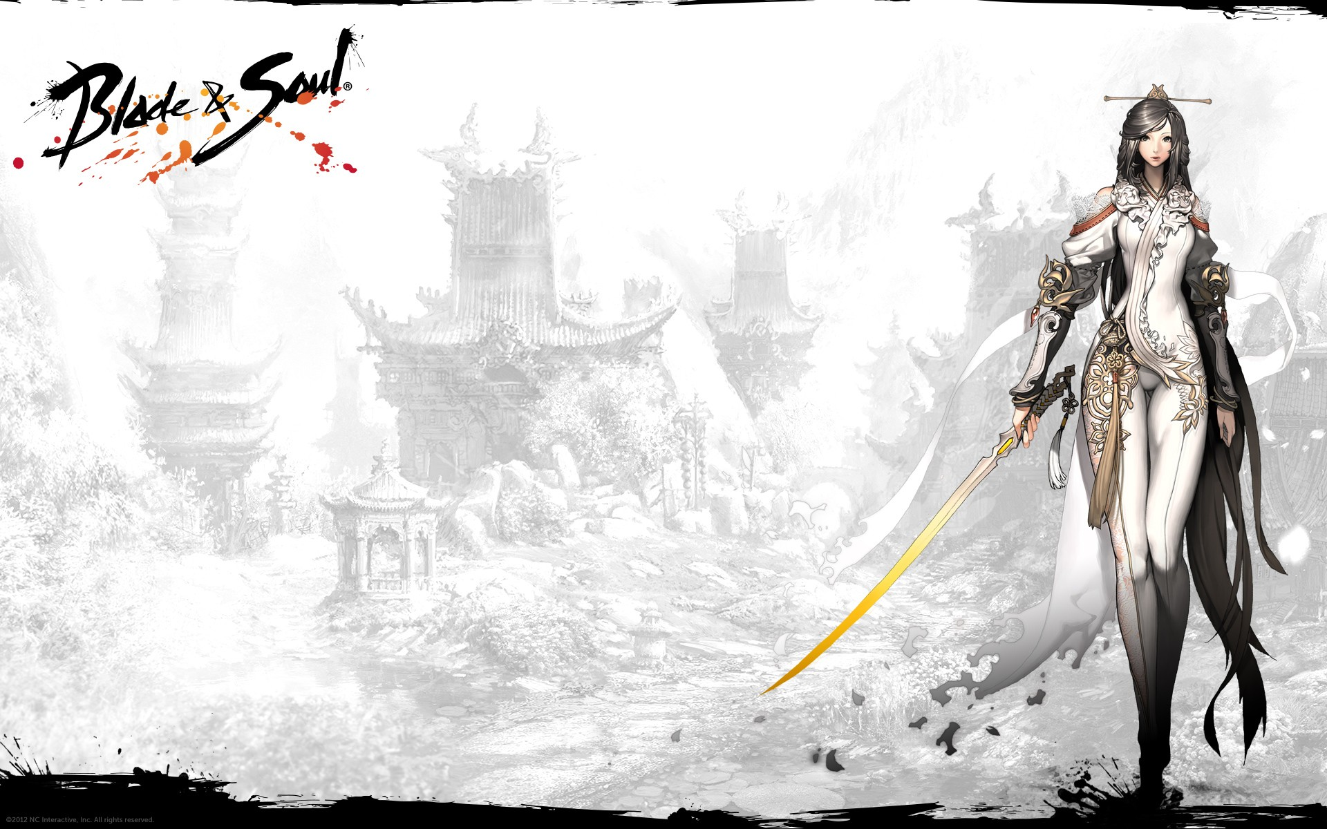 Blade and Soul wallpapers Blade and Soul stock photos 1920x1200
