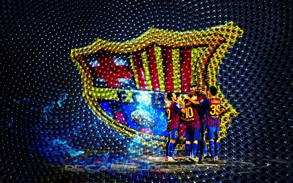 All Wallpapers FC Barcelona Team Cool HD Wallpapers 2013 1024x640