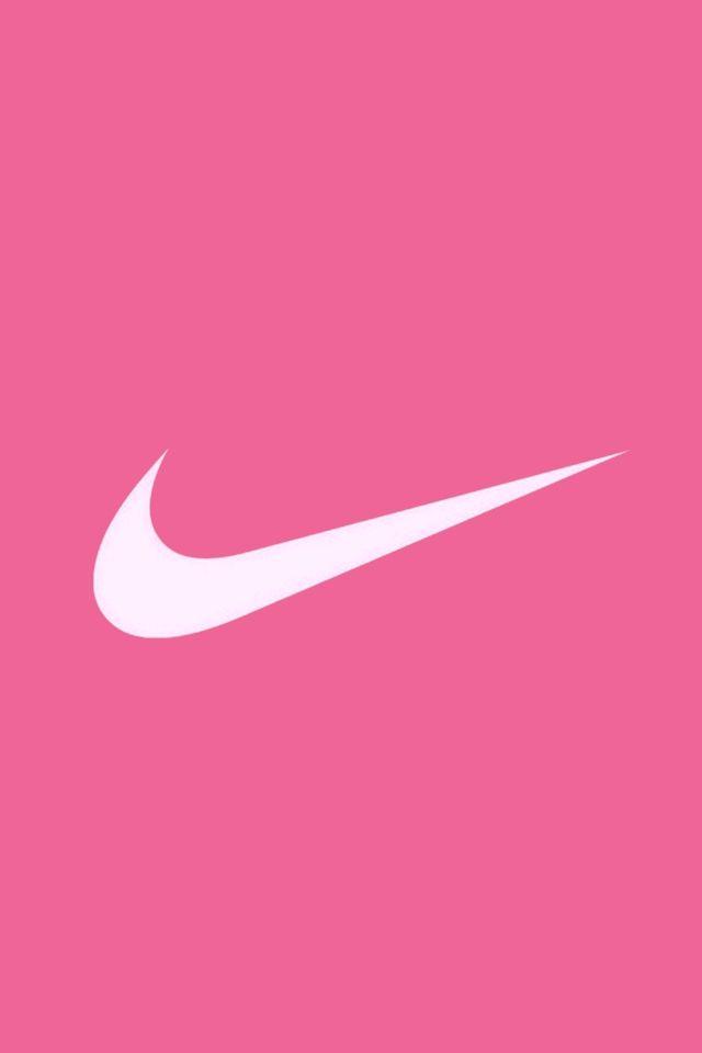 nike pink logo W Pinterest 640x960