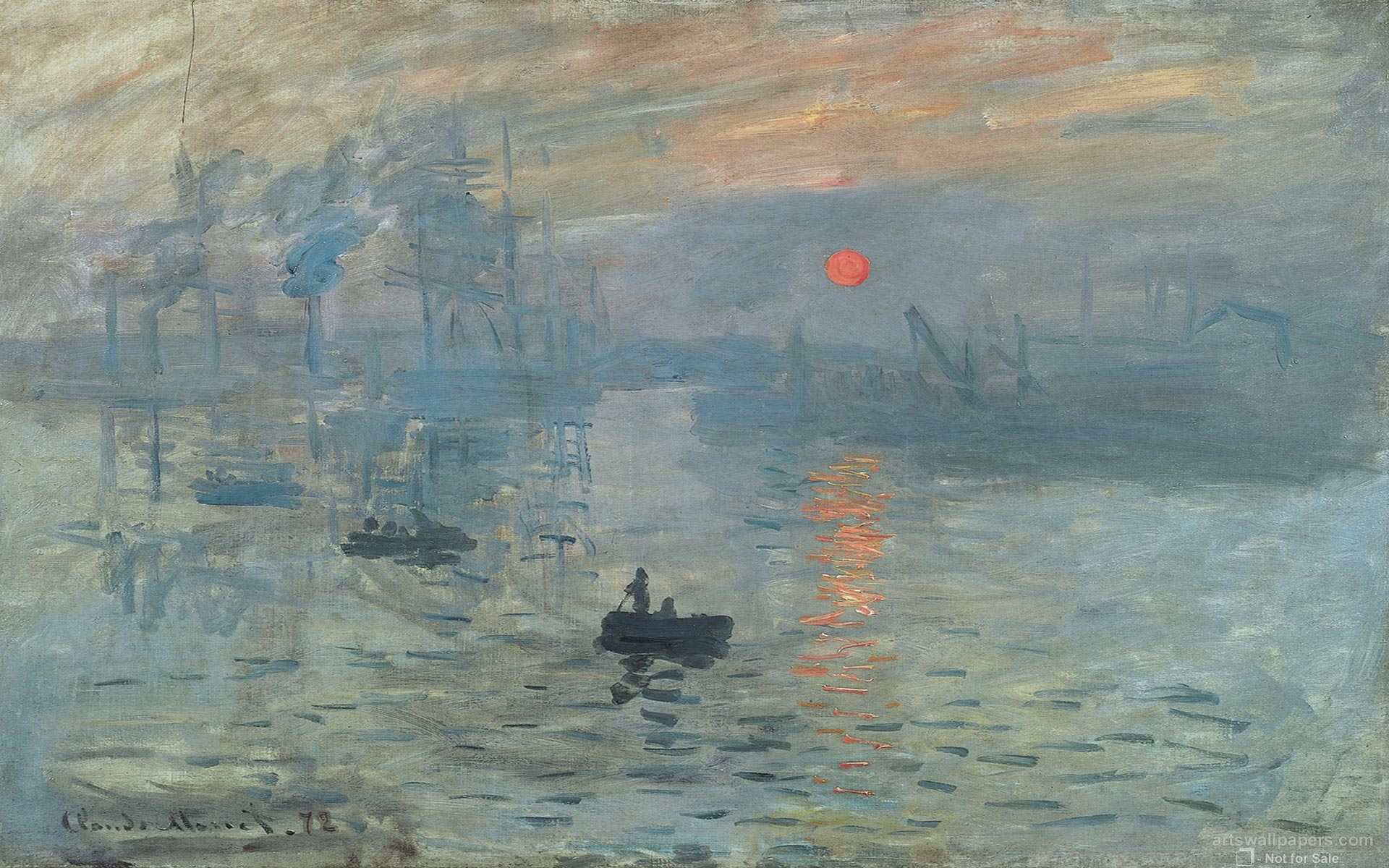 Painting Fine Art World Famous Paintings Wallpaper 19201200 1920x1200