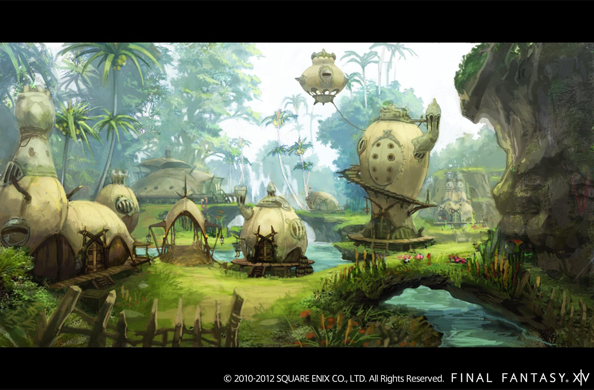 Fantasy XIV A Realm Reborn Computer Wallpapers Desktop Backgrounds 2000x1313