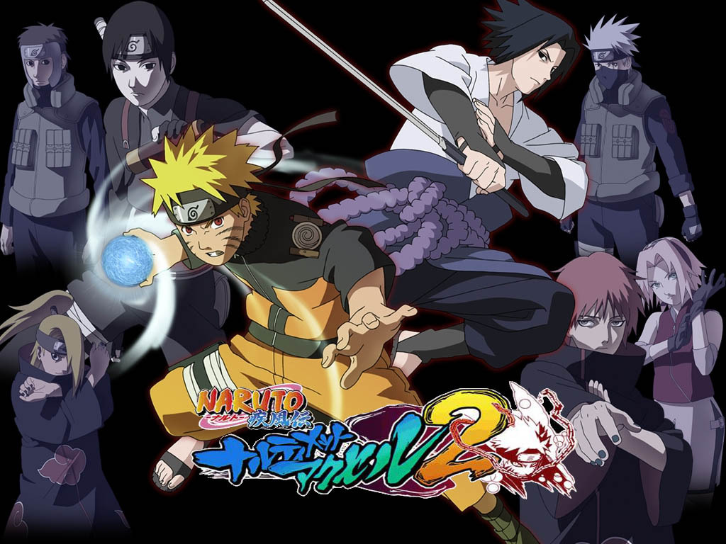 Naruto Shippuden Wallpaper For Desktop 8155 Hd Wallpapers in Anime 1024x768