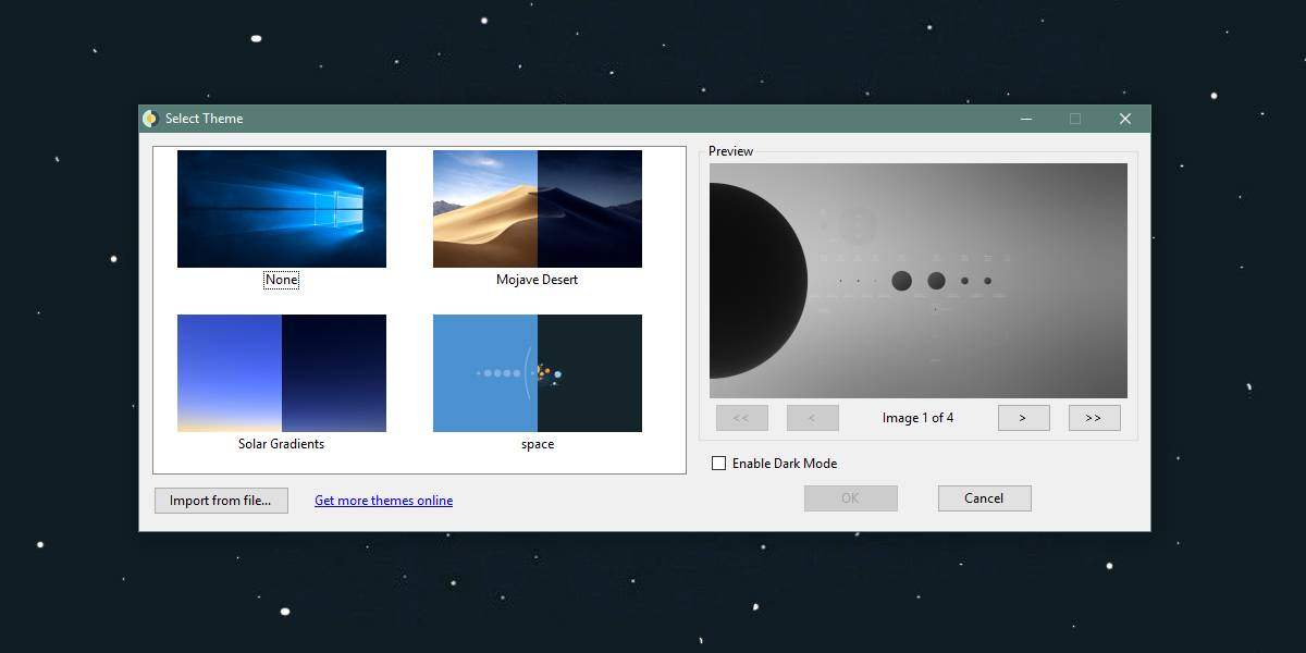 Free Download How To Create A Dynamic Wallpaper Theme For
