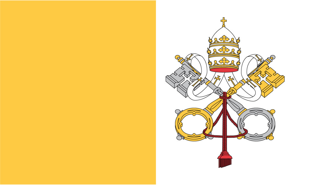 Free download Vatican City Flag Pictures [1024x615] for your ...