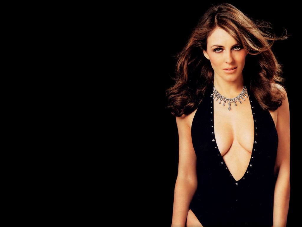 Elizabeth Hurley Wallpapers Full HD Pictures 1024x768