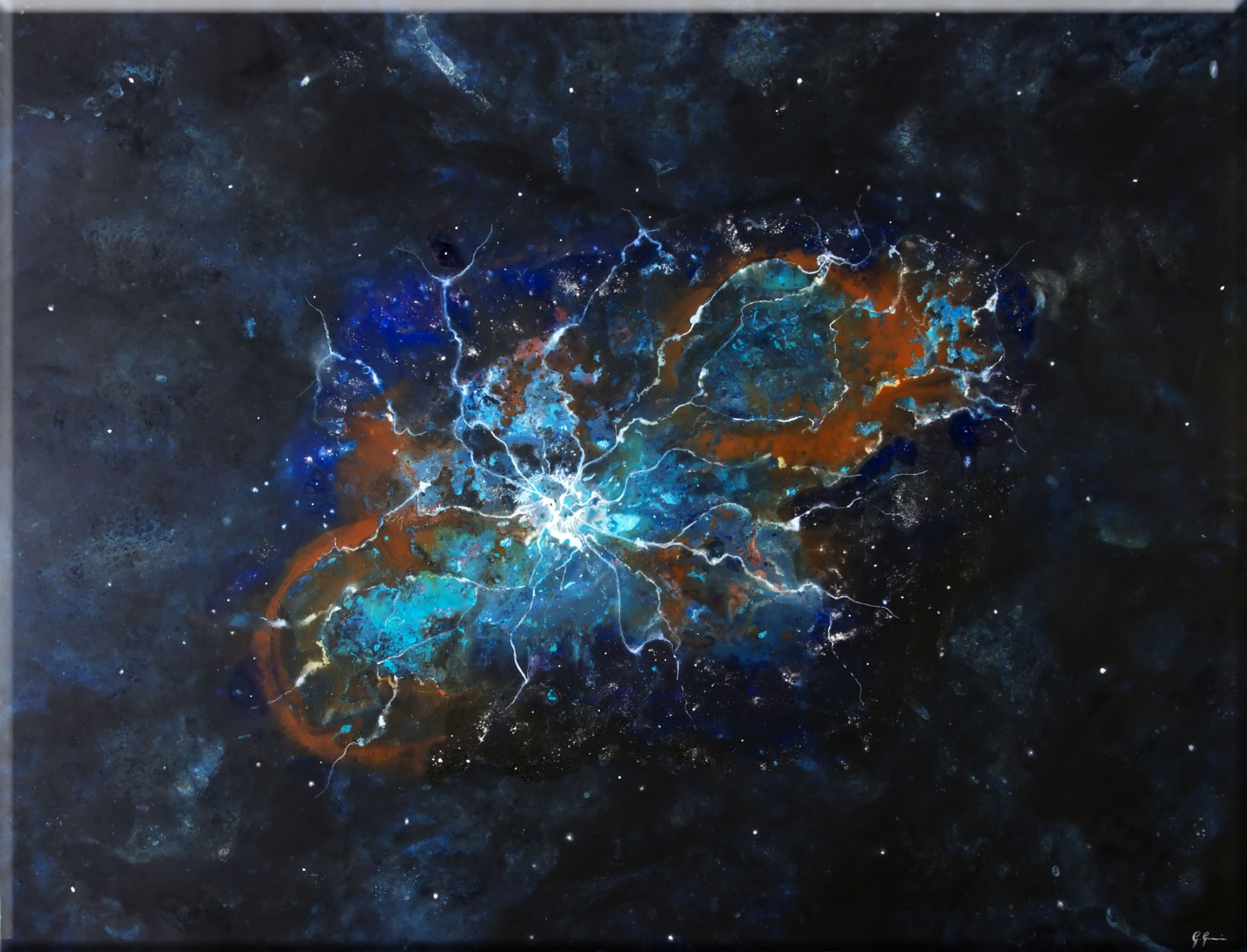 crab nebula wallpaper   weddingdressincom 2500x1909