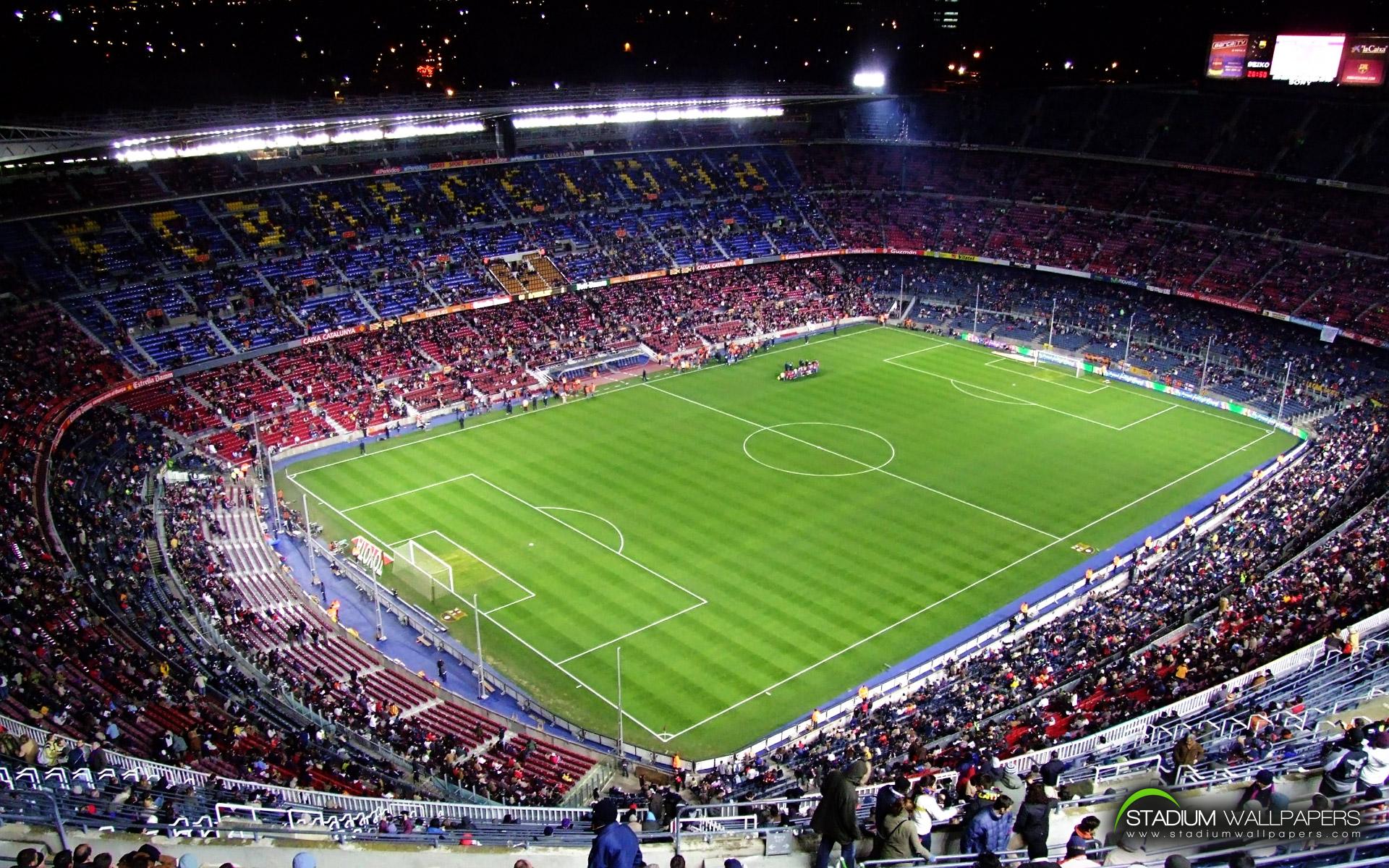 Camp Nou wallpaper 174180 1920x1200