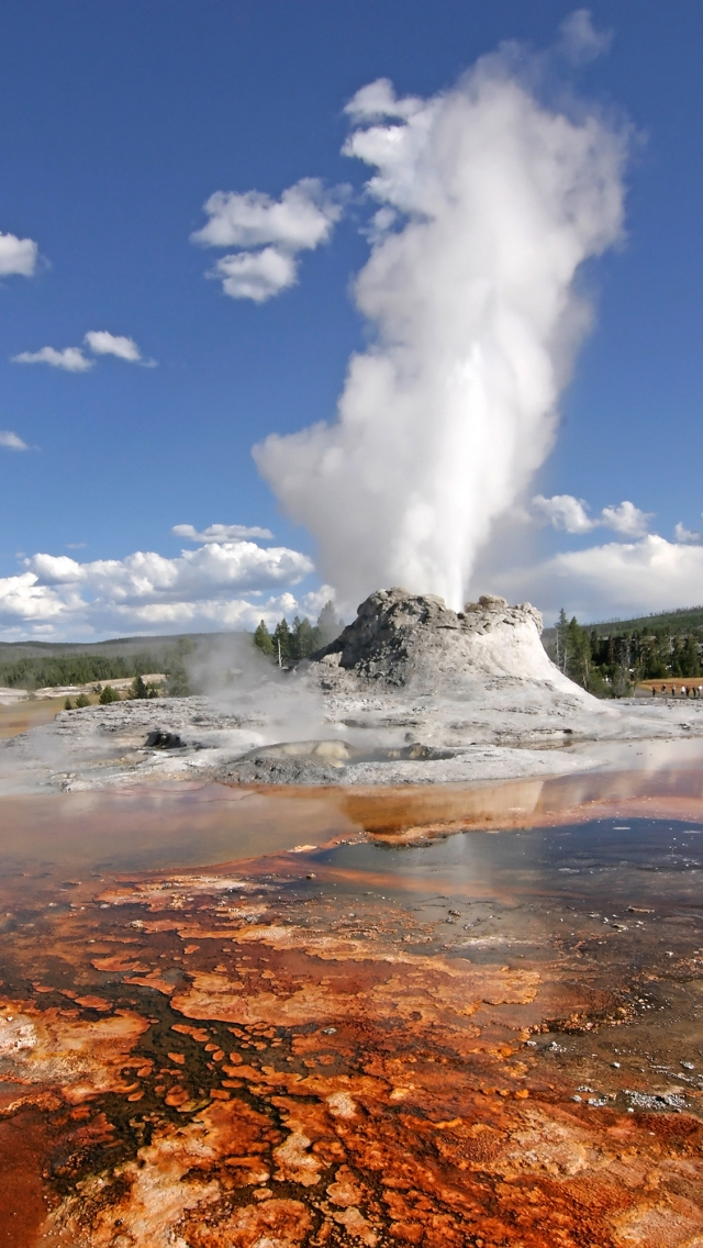 iPhone 5 Wallpaper Yellowstone National Park 04 iPhone 5 Wallpapers 640x1136
