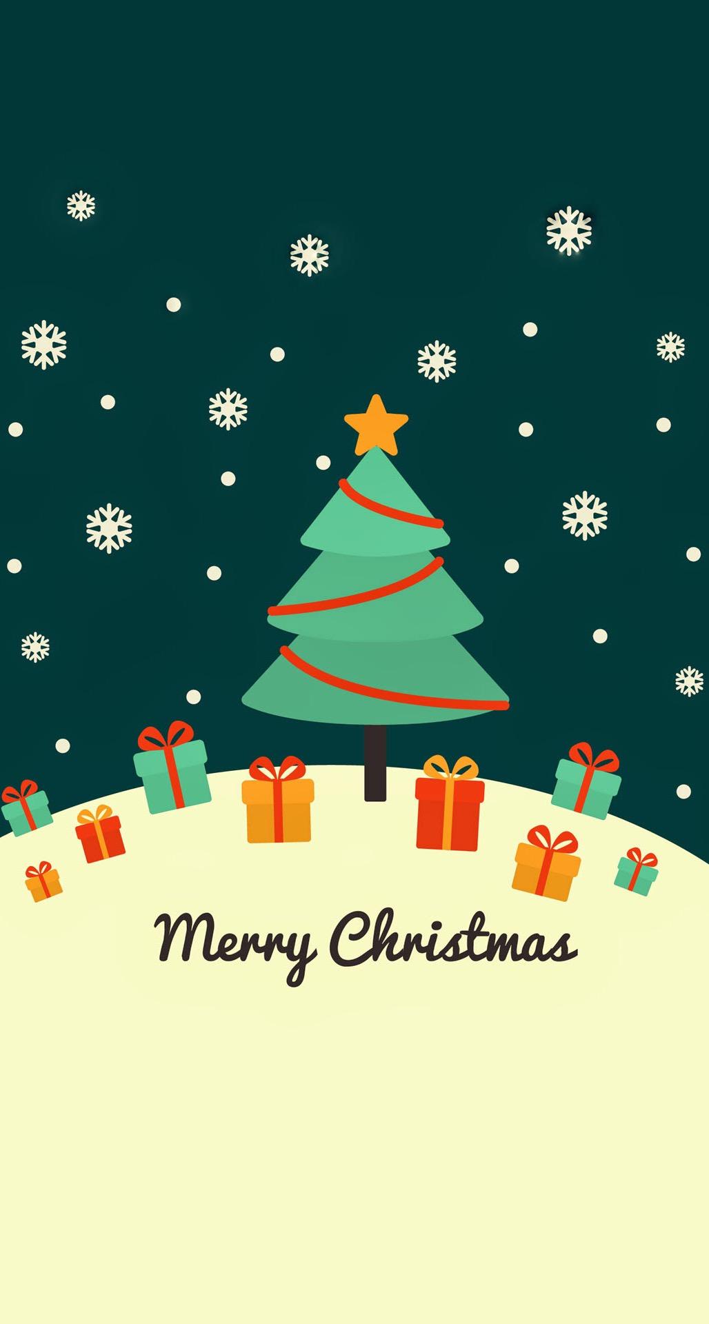 Christmas iPhone Wallpaper 1028x1920