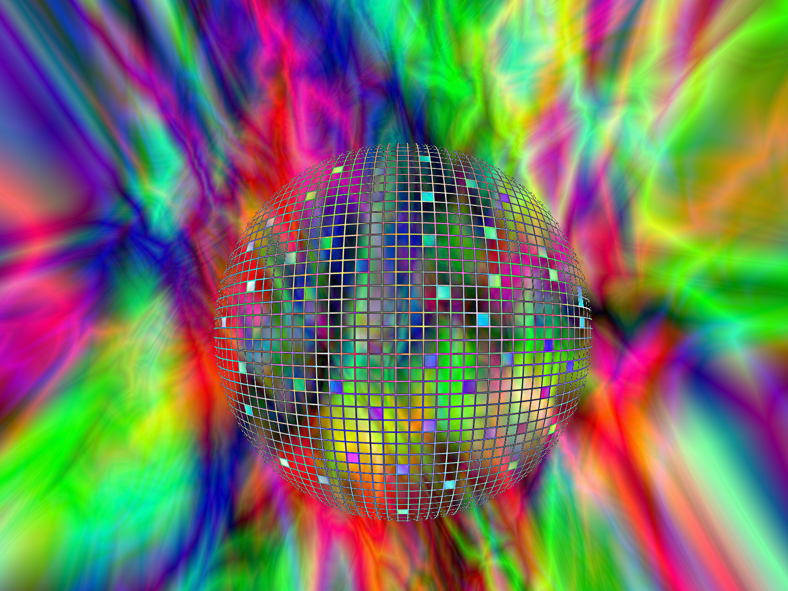 Disco Fever HD Wallpaper 1600x1200