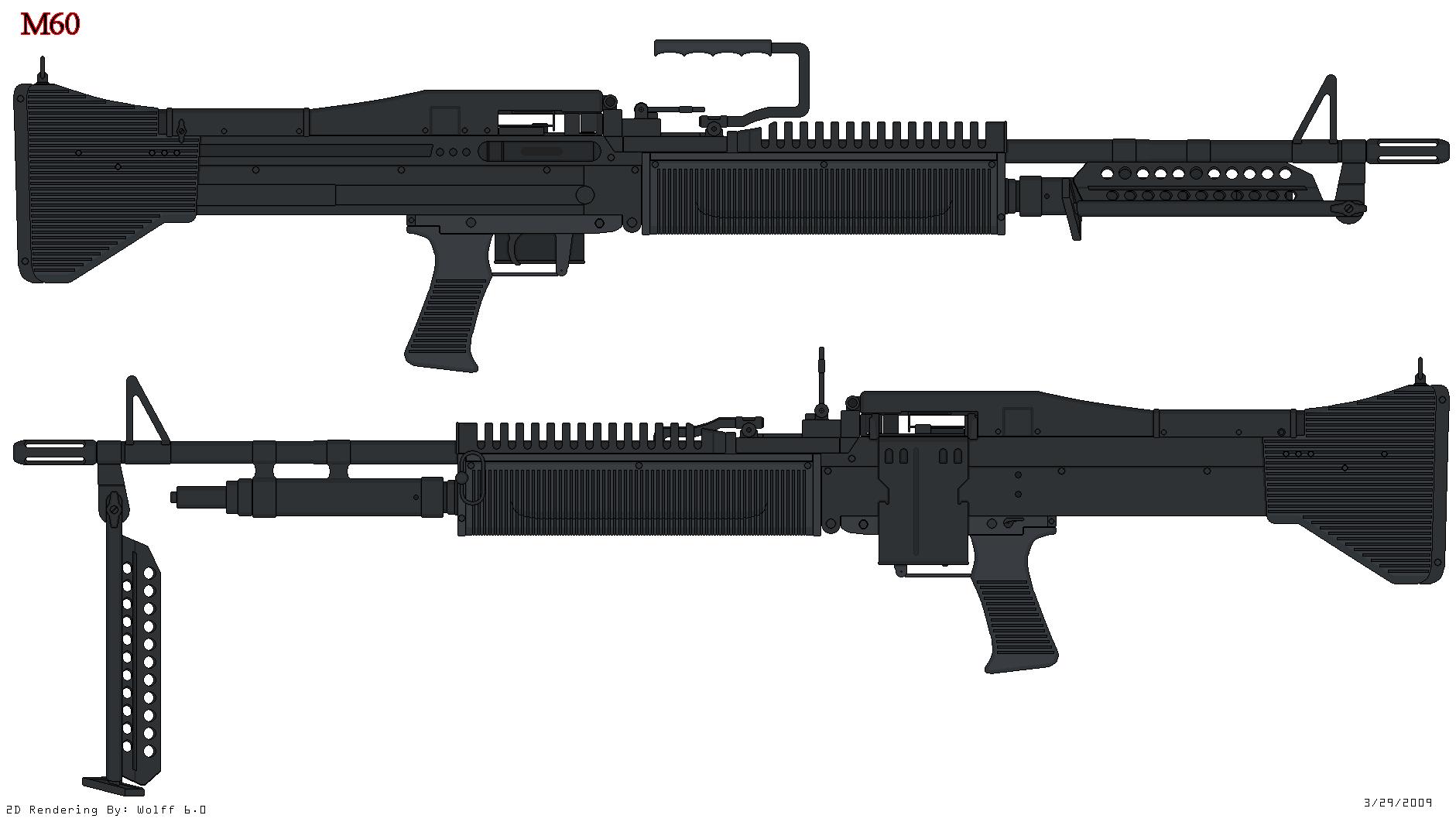 M60 machine gun | Breaking Bad Wiki | Fandom powered by Wikia