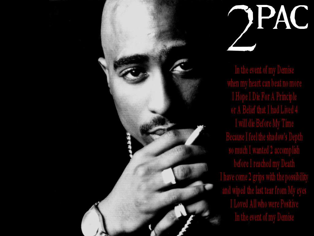 78 Tupac Shakur Wallpapers On Wallpapersafari