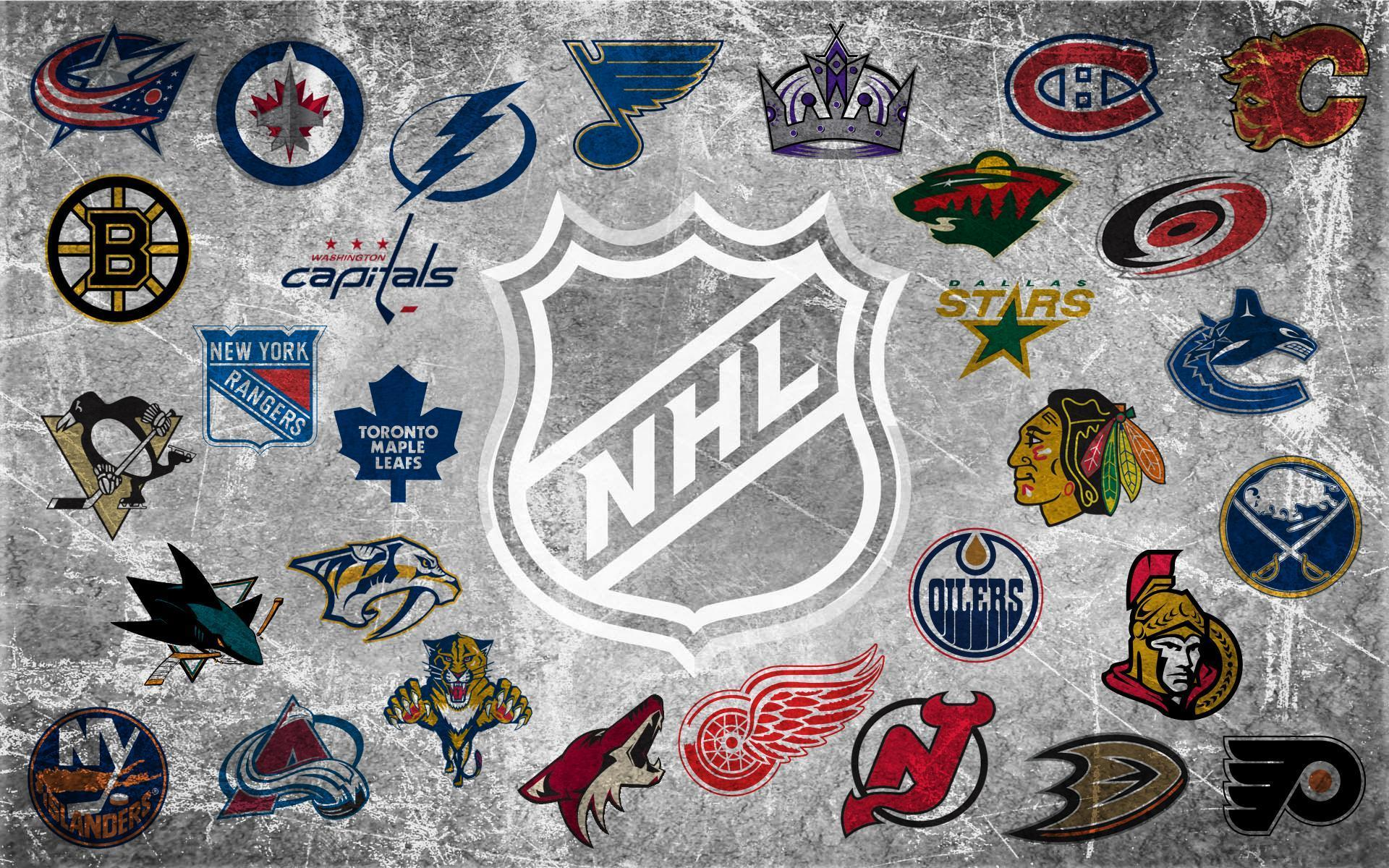 NHL Logo Wallpapers 1920x1200
