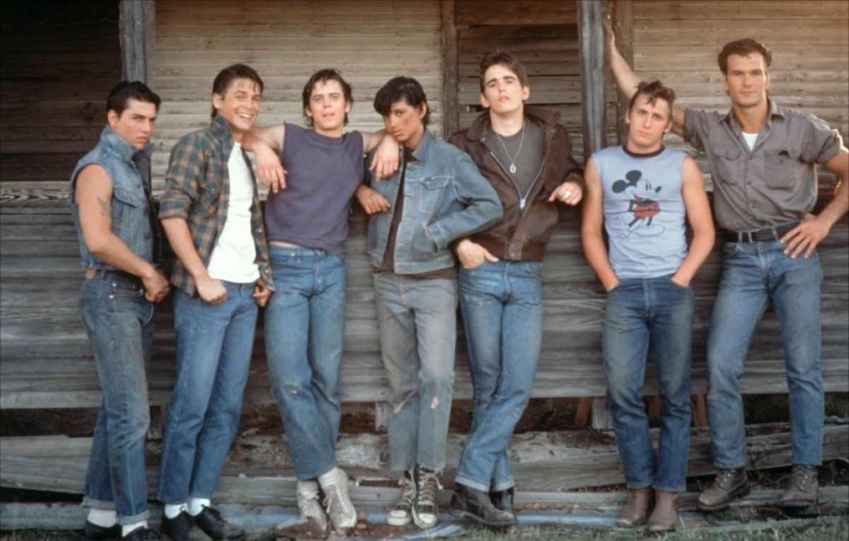 Outsiders Wallpapers Comics Hq Outsiders Pictures   Greaser 1200x765