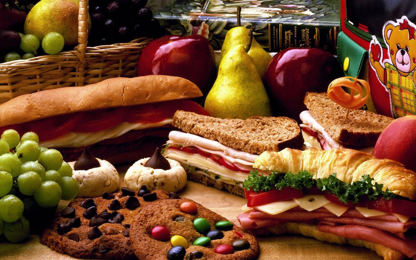 Food Desktop Wallpaper Desktop Image 1600x1000