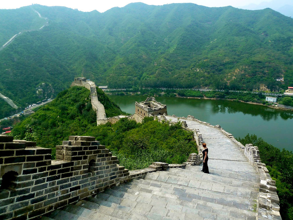 biggest man made great wall of china wallpapers Kaliteli Resim 1024x768