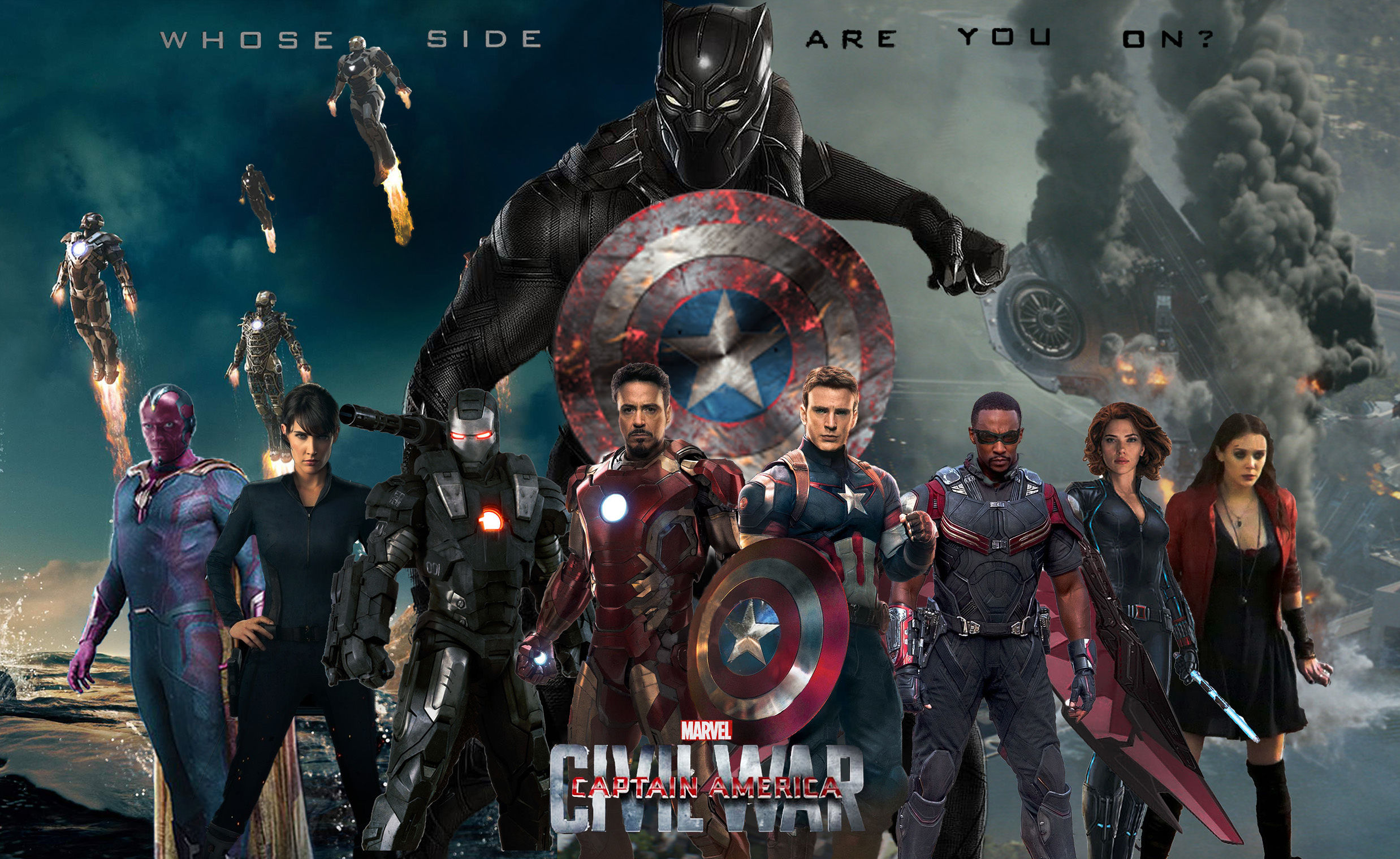 Captain America Civil War wallpapers High Resolution and Quality 2476x1520