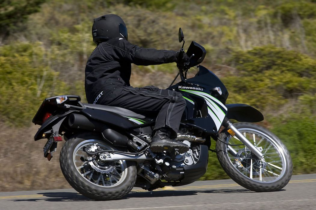 2009 Kawasaki KLR 650 c wallpaper 1600x1066 90383 WallpaperUP 1051x700