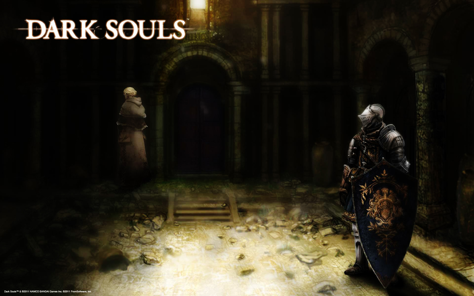 Dark Souls HD Wallpapers and DVD Cover Reviewed by PhotoGaloreon 1600x1000