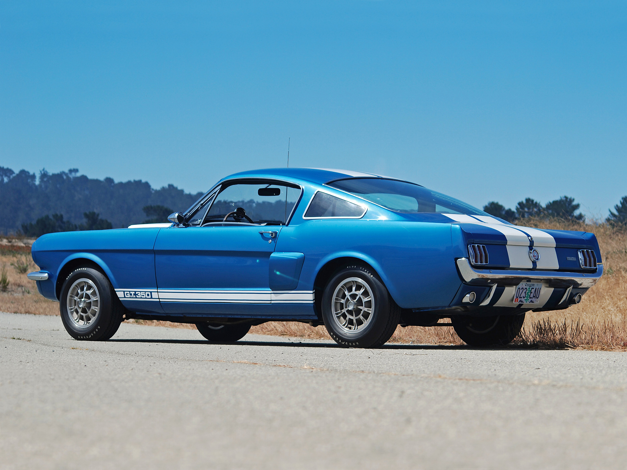 1965 Shelby GT350 ford mustang classic muscle az wallpaper background 2048x1536