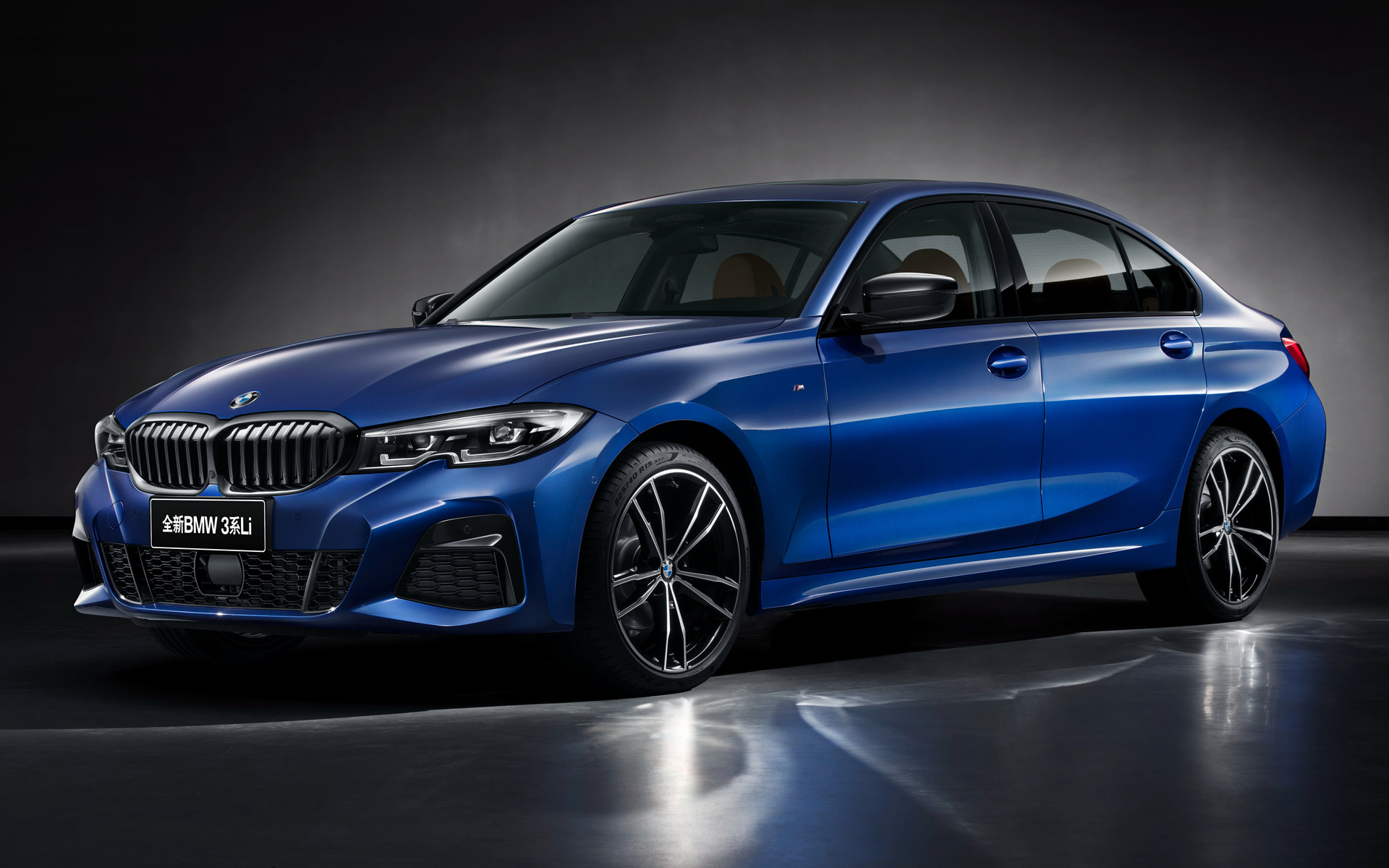 Download 2019 Bmw 3 Series M Sport Lwb Cn Wallpapers And Hd Images
