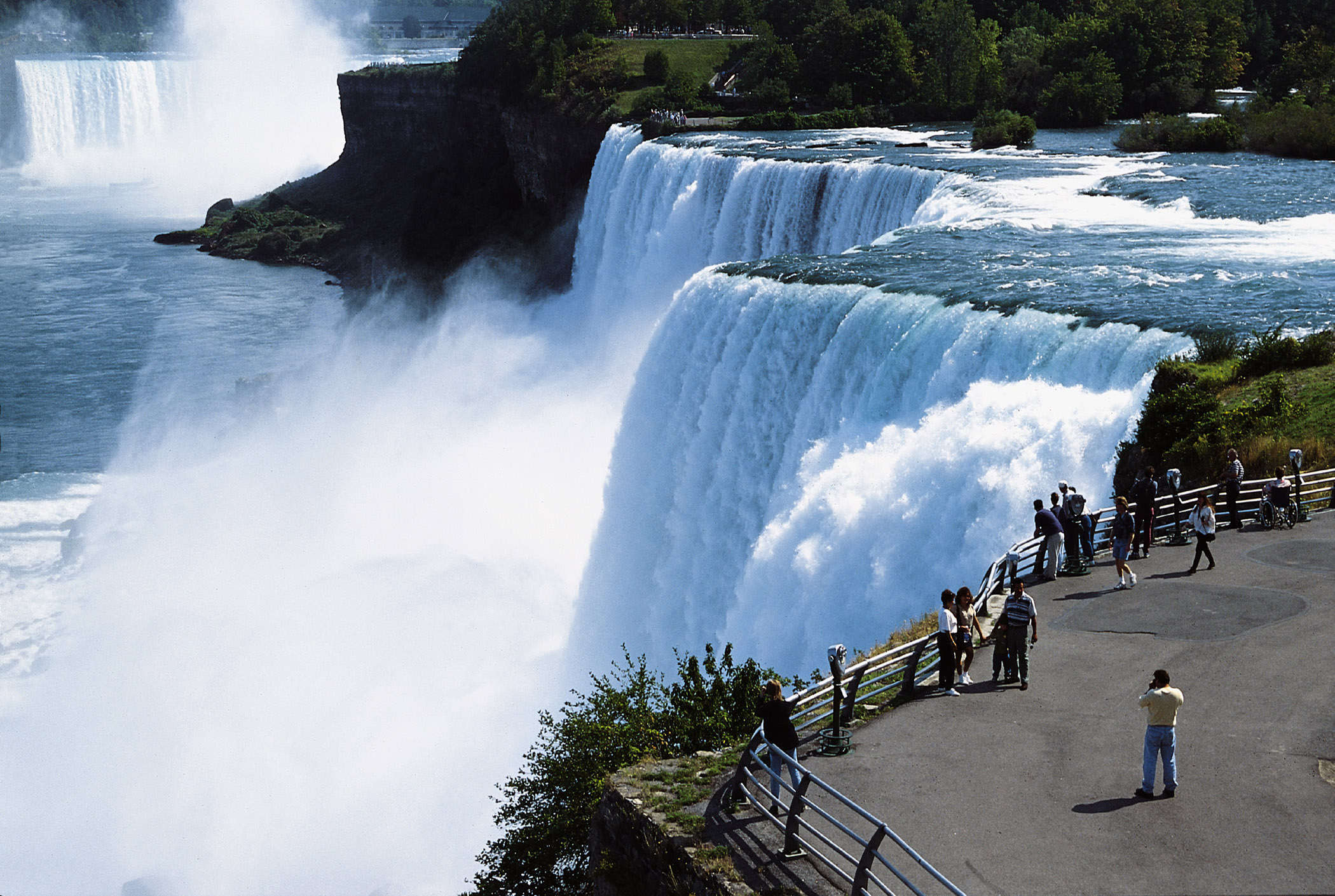 niagara falls hd wallpaper wallpapersafari