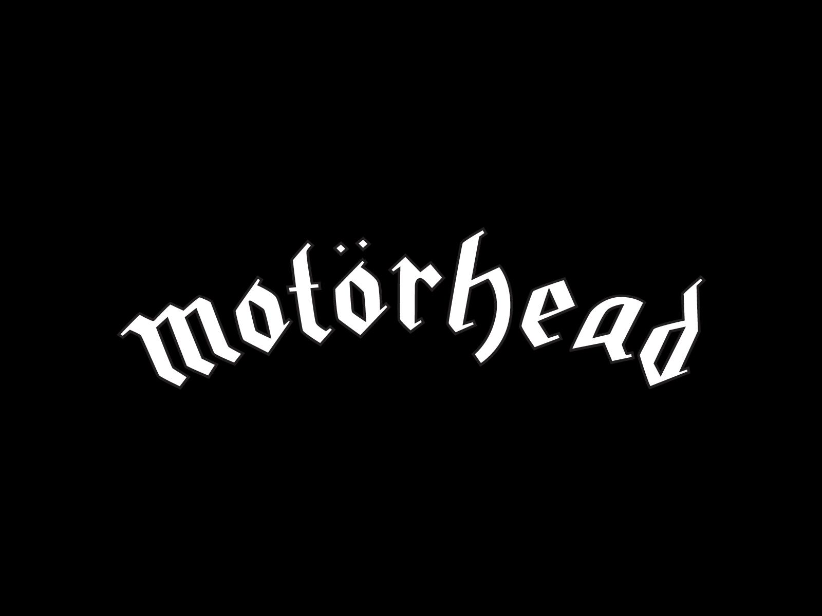 Motorhead logo wallpaper 1600x1200