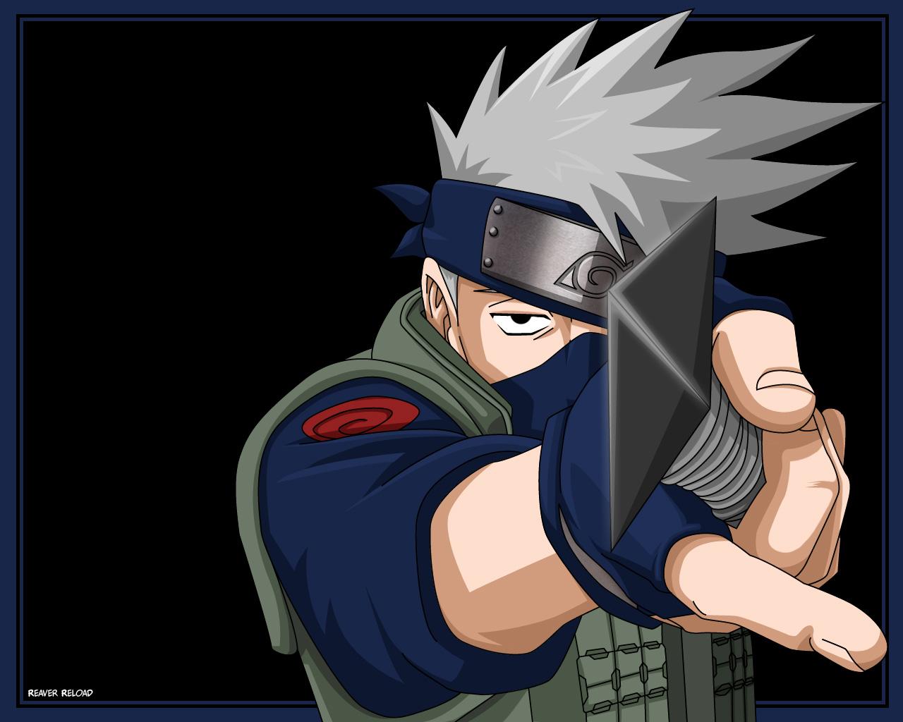 Download Anime Wallpaper Kakashi Naruto movie Anime 1280x1024
