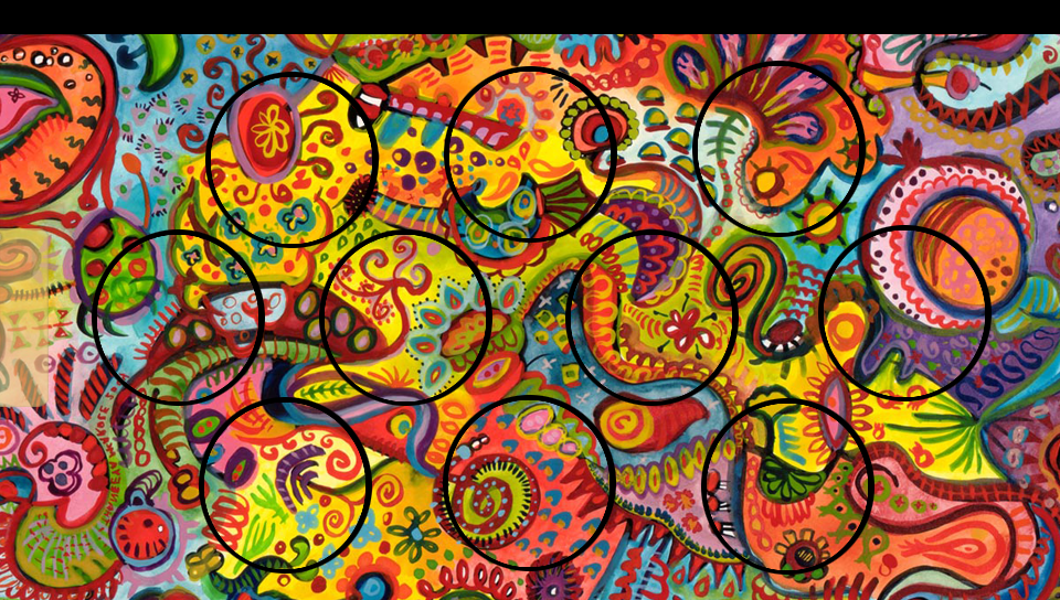 PS Vita Wallpapers Funky wallpaper 960x544