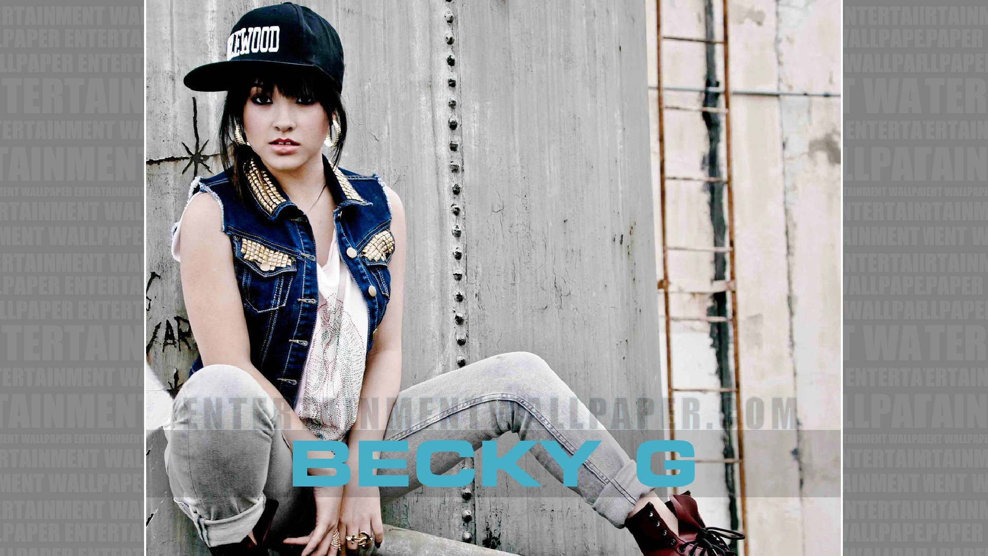 Becky G full hd pics 1920x1080