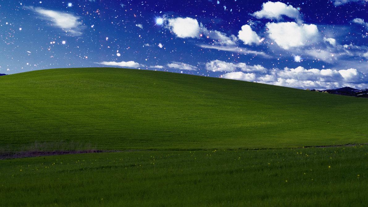 Night TimeBliss XP Wallpaper by Jayro Jones 1191x670
