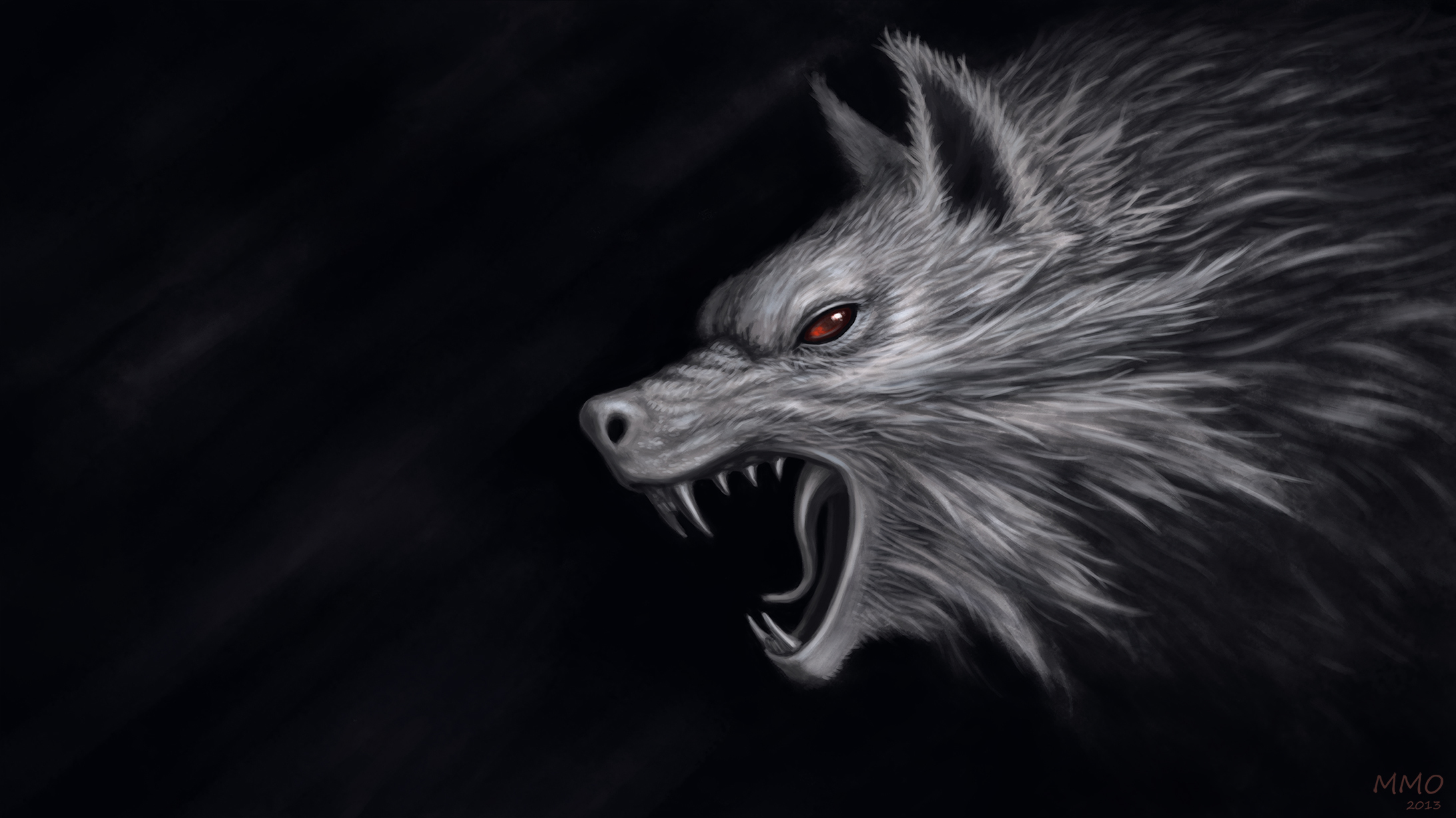 Wolf HD Wallpapers Backgrounds 2186x1229