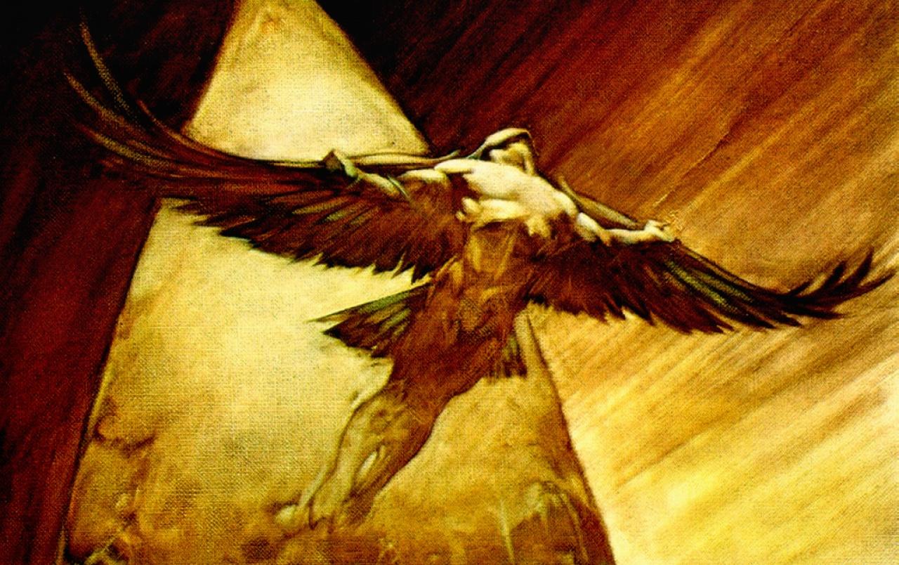 The Art of Frank Frazetta wallpapers The Art of Frank Frazetta 1280x804