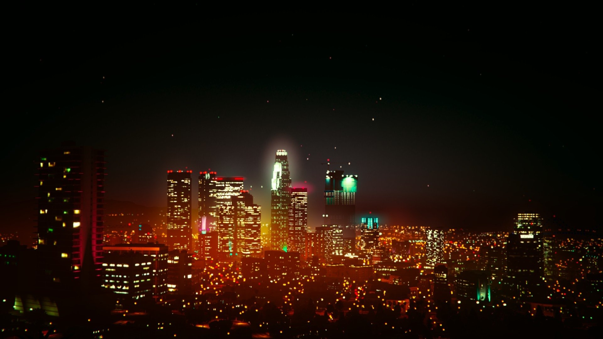 17 Los Santos HD Wallpapers Background Images 1920x1080