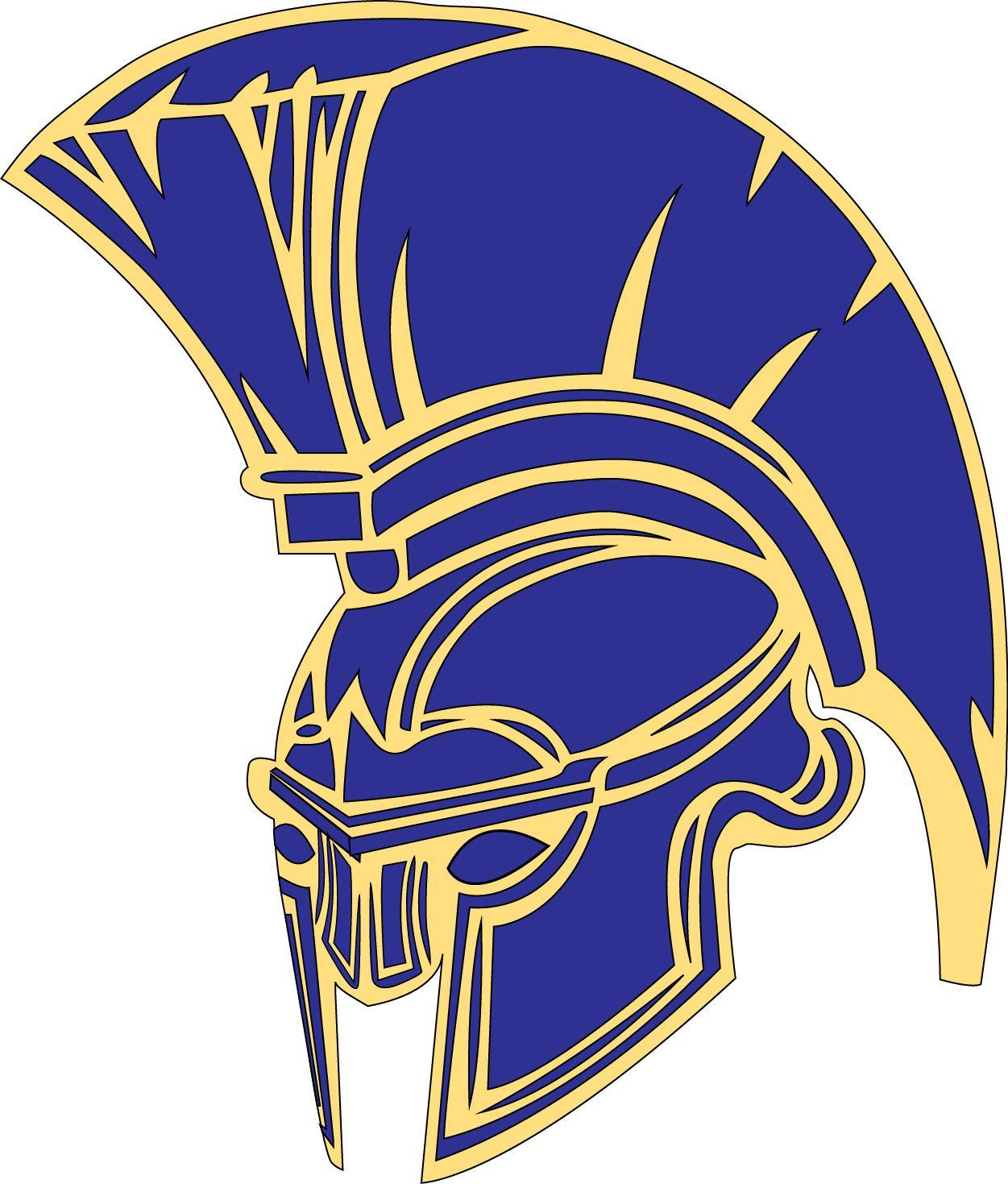 Spartans Helmet Logo 1251x1469