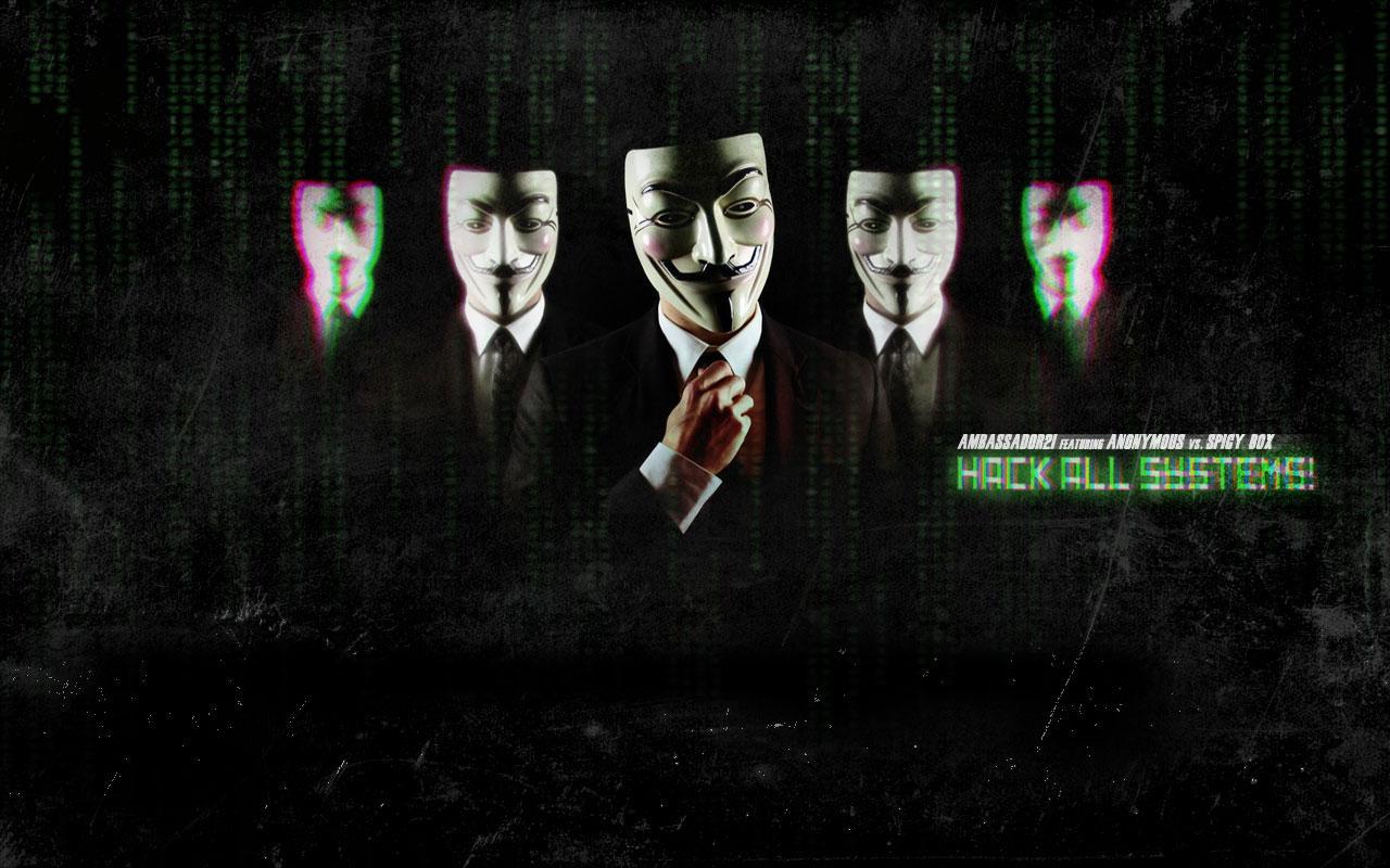 anonymous wallpaper 1280x800 - photo #19
