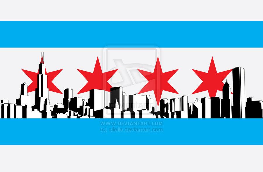 48] Chicago Flag Wallpaper on WallpaperSafari 900x587