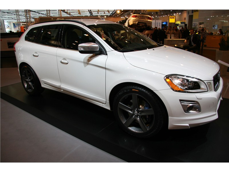 Volvo XC60 D5 Summum 1440x900 WallpaperCars Specification Prices 800x600