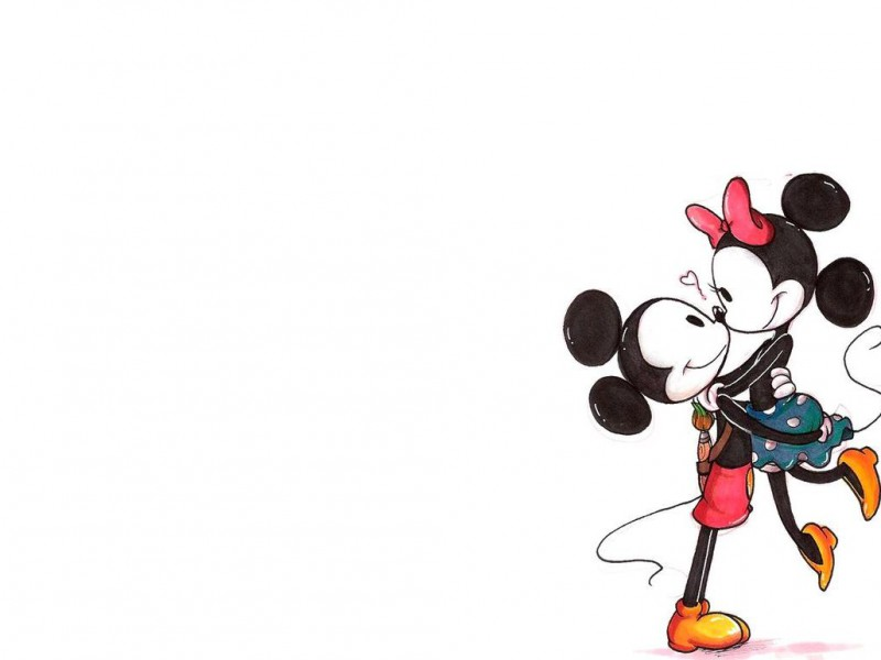 Mouse Minnie Bow Iphone Wallpaper 800x600