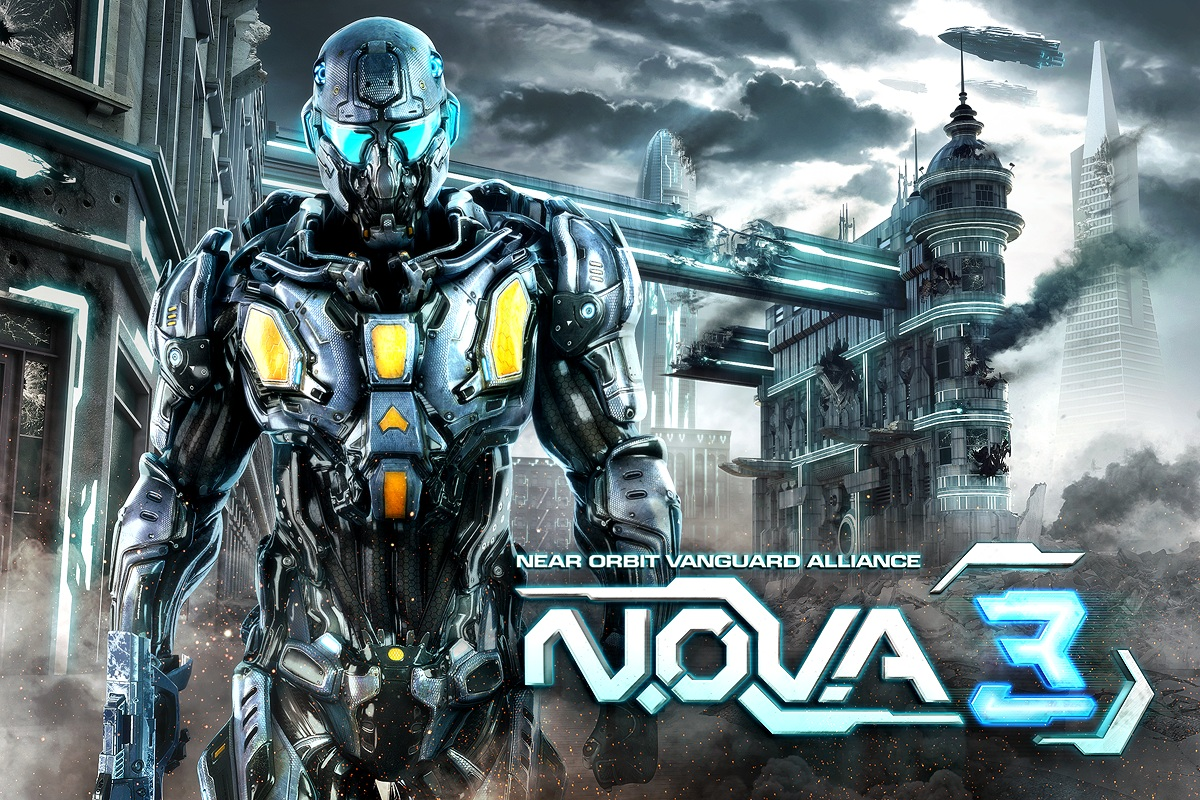 wallpapers of NOVA 3 You are downloading NOVA 3 wallpaper 1 1200x800
