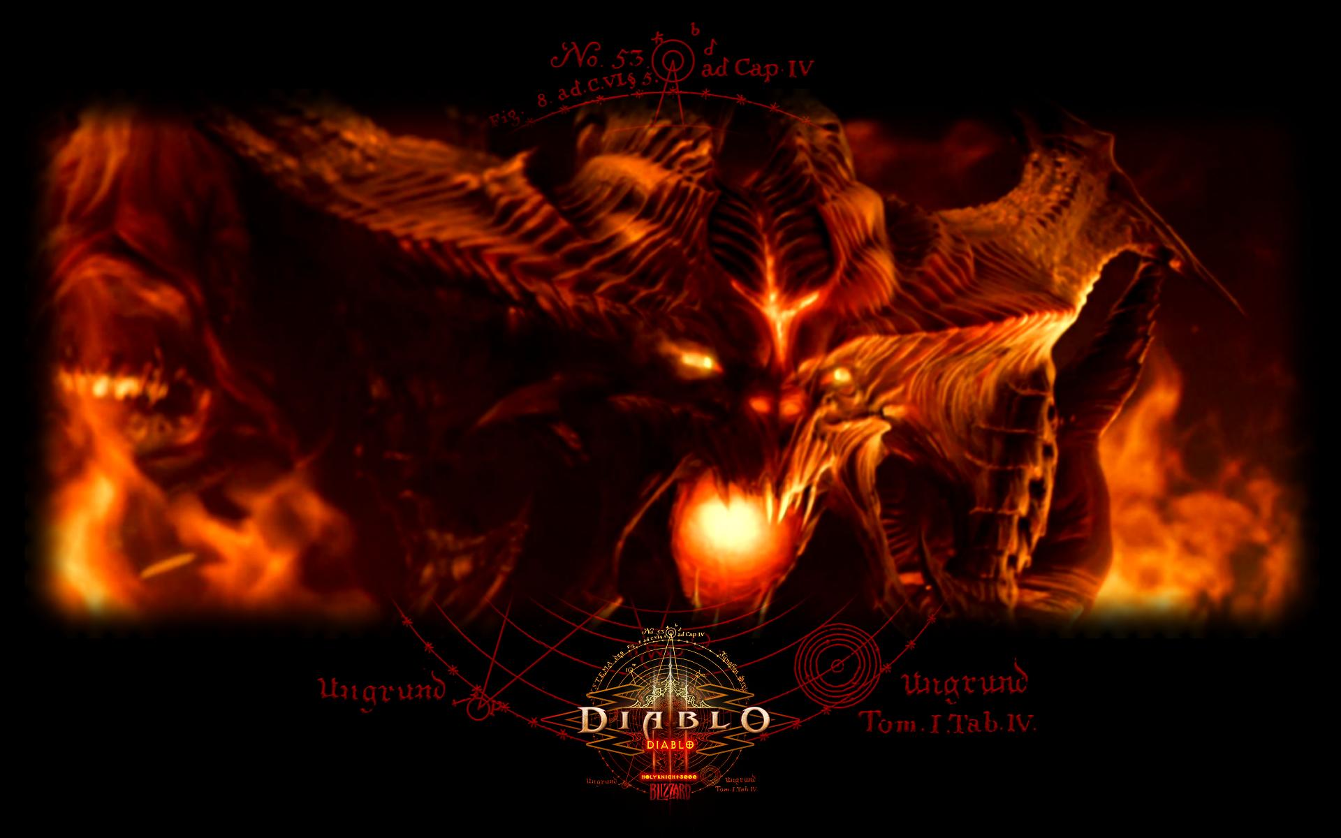 Video Game   Diablo III Wallpaper 1920x1200