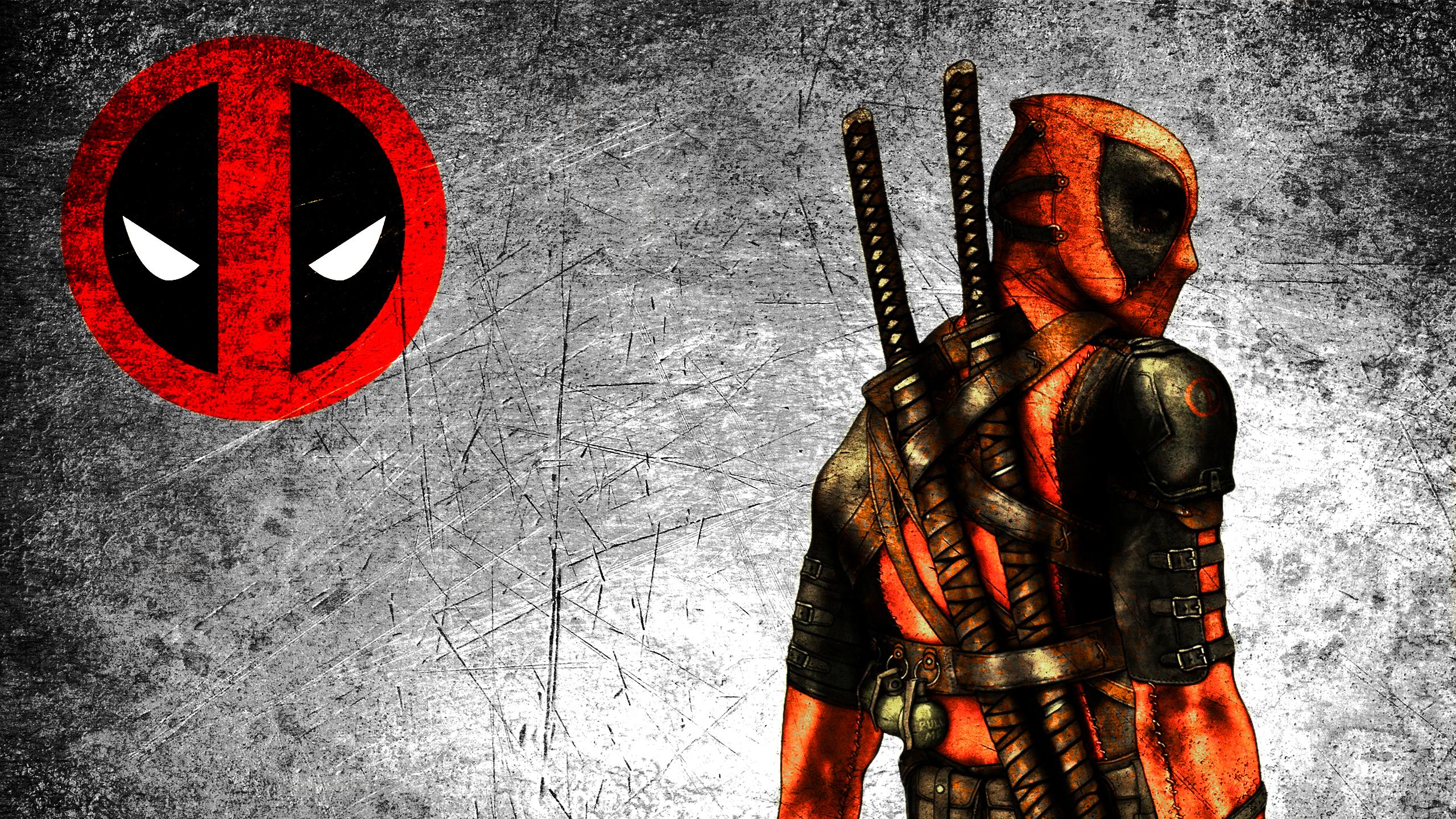 Deadpool HD Wallpaper Full HD Pictures 2560x1440