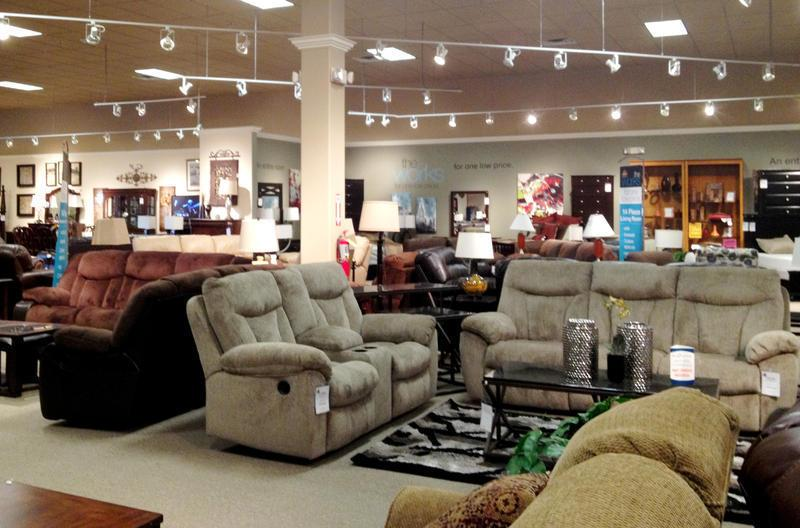 Discover Victoria and the Crossroads Area Best Furniture Store 800x528