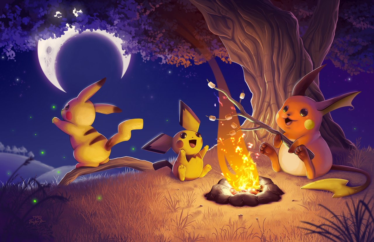27 Pichu Pokmon HD Wallpapers Background Images 1280x828