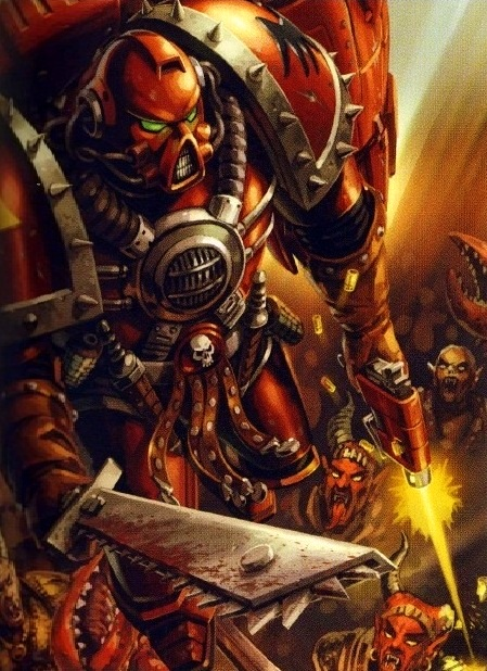 blood angel MK V armour image   Space Marines Fan Group Warhammer 40k 449x618