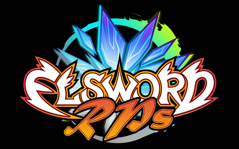 Elsword Game Logo HD Wallpapers 2880x1800