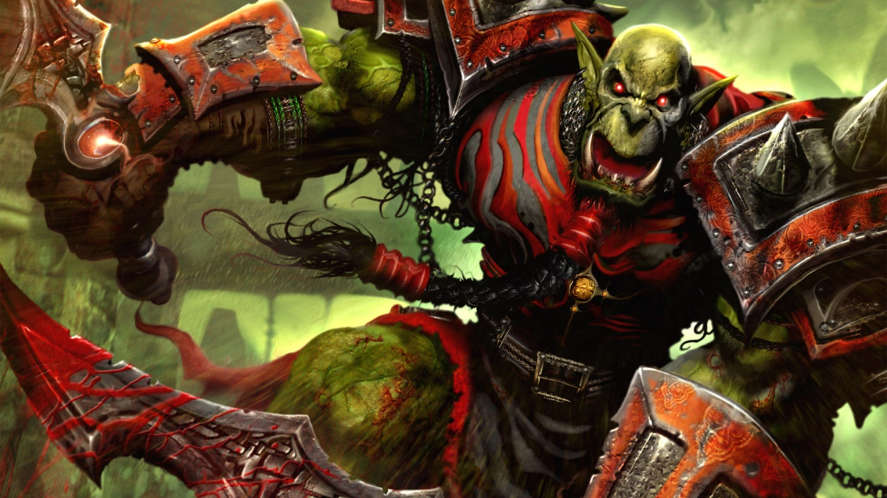 Check this out our new Orcs wallpaper 1280x720