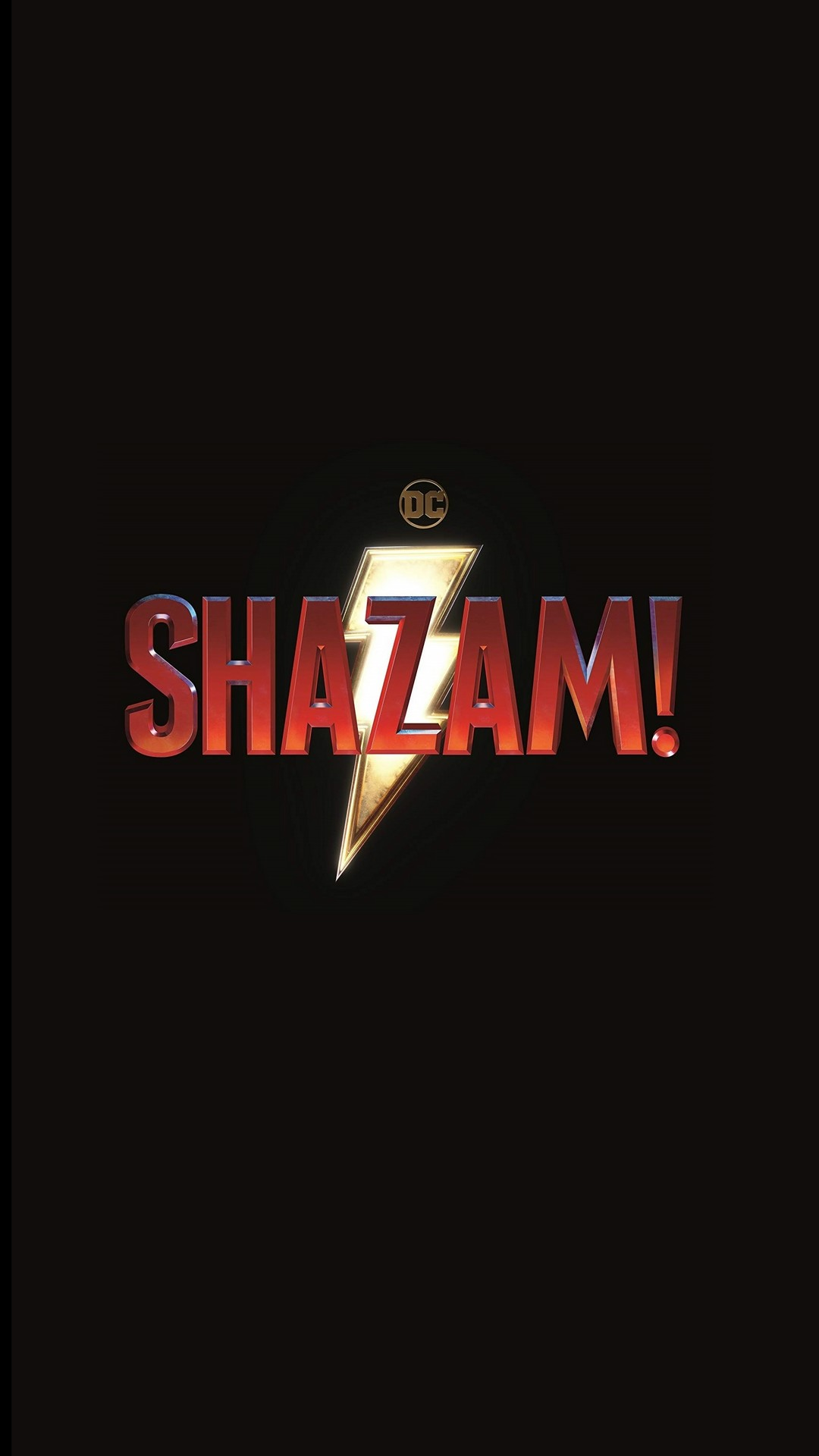 Shazam 2019 Poster Movie 2019 Movie Poster Wallpaper HD 1080x1920
