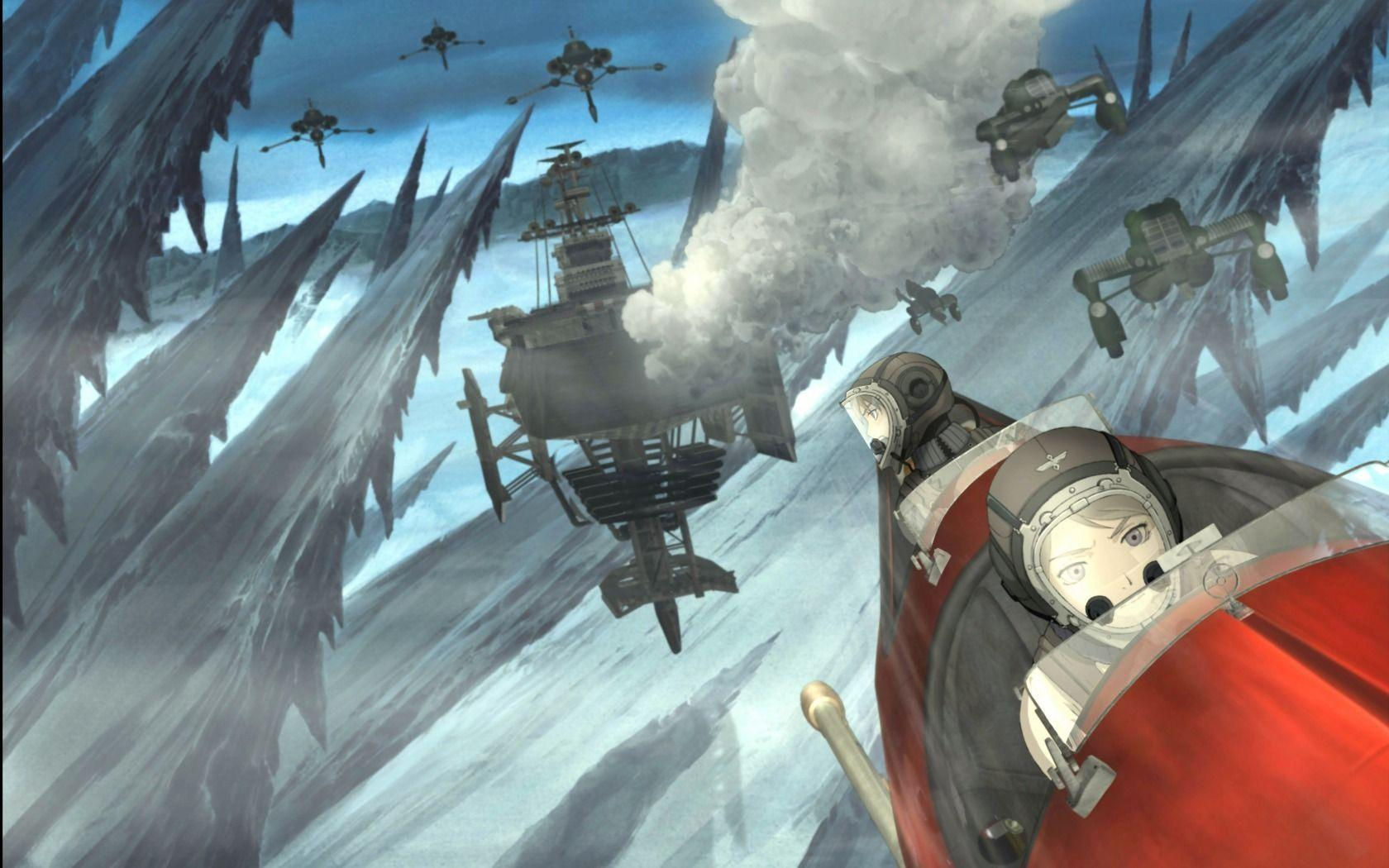 Last Exile Wallpapers 1680x1050