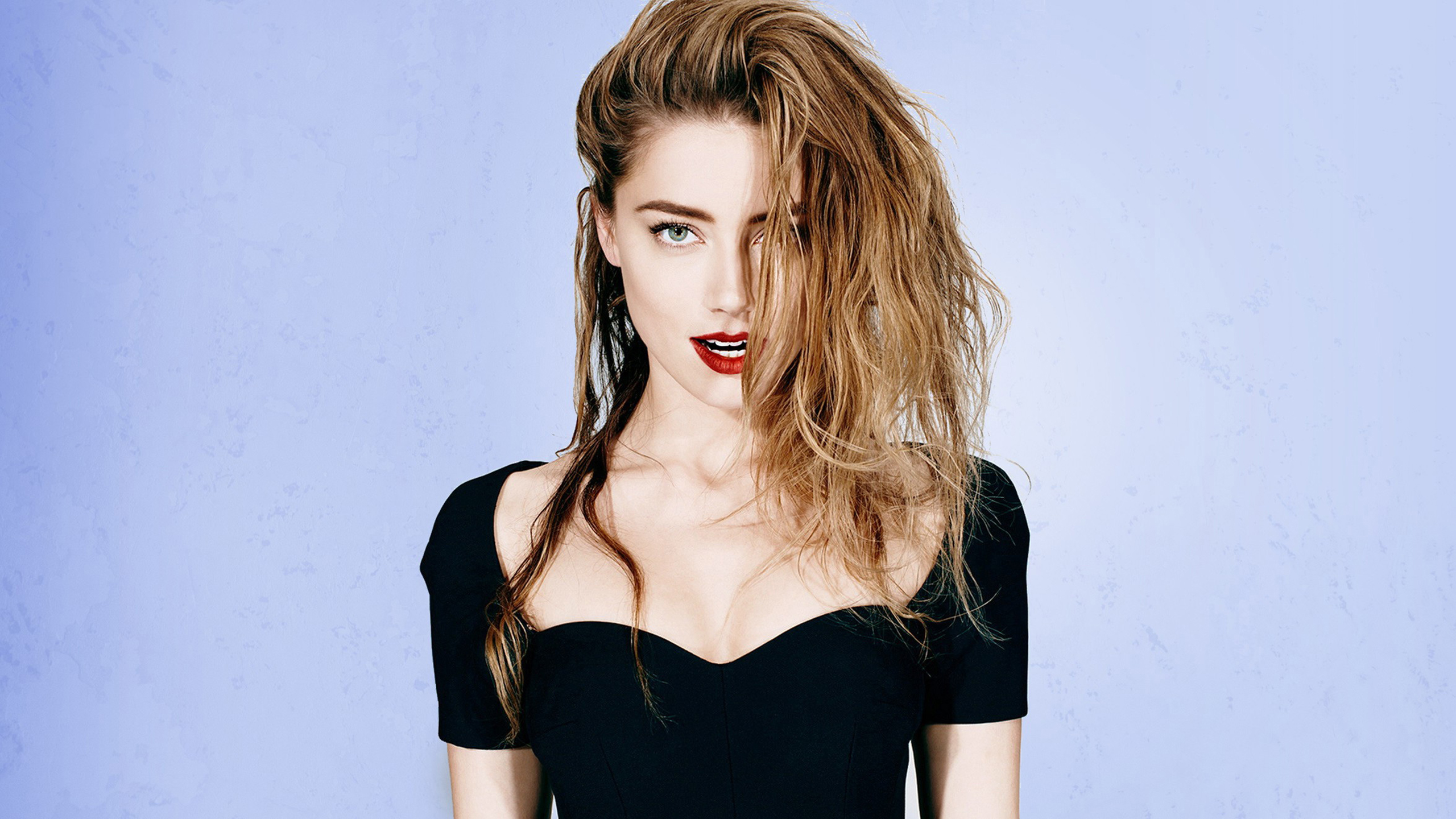 Amber Heard HD Wallpaper Background Image 2560x1440 ID 2560x1440